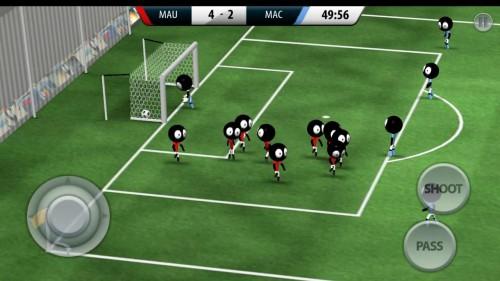 Stickman Soccer 2016 Mod Apk